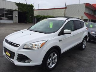 Used 2016 Ford Escape SE for sale in Point Edward, ON