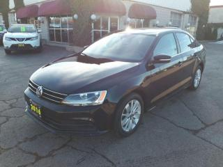 Used 2016 Volkswagen Jetta TRENDLINE PLUS for sale in Point Edward, ON