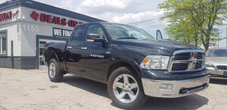 Used 2011 RAM 1500 Big Horn for sale in Oakville, ON