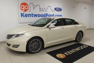 Used 2015 Lincoln MKZ 3 MONTH DEFERRAL! *oac | Leather | Sunroof | LUXURY! for sale in Edmonton, AB