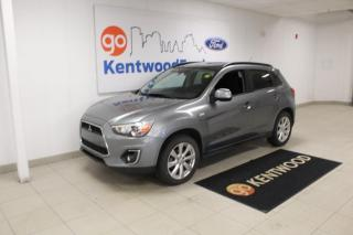 Used 2013 Mitsubishi RVR 3 MONTH DEFERRAL! *oac | GT | AWD | Low KM for sale in Edmonton, AB