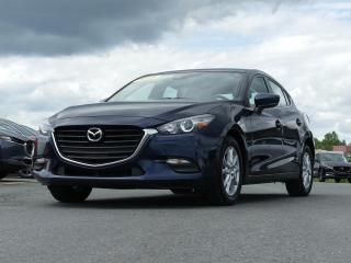 Used 2018 Mazda MAZDA3 Sport GS / SIEGES ET VOLANT CHAUFFANTS for sale in St-Georges, QC