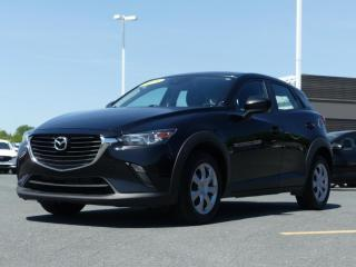 Used 2018 Mazda CX-3 GX, AIR CLIMATISEE, CAMERA DE RECUL for sale in St-Georges, QC