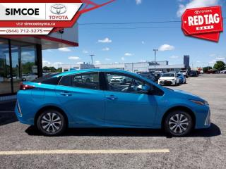 New 2020 Toyota Prius Prime Upgrade  - $270 B/W for sale in Simcoe, ON