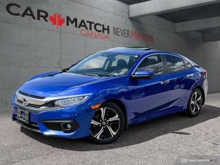 Used 2018 Honda Civic TOURING / NO ACCIDENTS for sale in Cambridge, ON