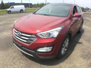 Used 2013 Hyundai Santa Fe BLACK for sale in Thunder Bay, ON