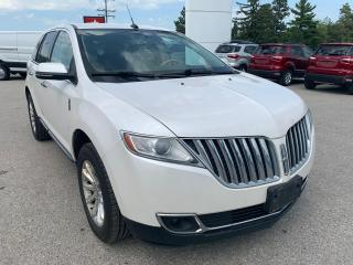 Used 2014 Lincoln MKX Heated/Cooled Seats | Rear View Camera | AWD for sale in Harriston, ON