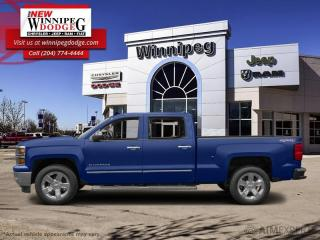 Used 2015 Chevrolet Silverado 1500 for sale in Winnipeg, MB