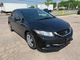 Used 2014 Honda Civic Touring for sale in Toronto, ON