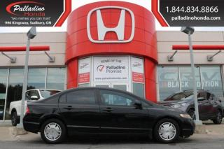Used 2010 Honda Civic Sdn DX-G-AS/IS for sale in Sudbury, ON