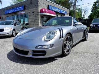 Used 2008 Porsche 911 Carrera S  Low KM Navigation for sale in Windsor, ON