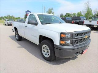 Used 2015 Chevrolet Silverado 1500 LS 4X4 Seats 3 Power group Keyless entry for sale in Gorrie, ON