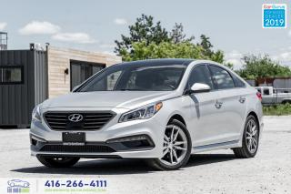 Used 2016 Hyundai Sonata 2.0T Sport Ultimate for sale in Bolton, ON