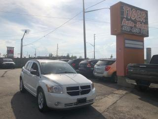 Used 2010 Dodge Caliber SXT**ONLY 136KMS**AUTO**CERTIFIED for sale in London, ON