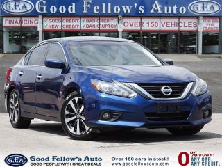Used 2016 Nissan Altima SR MODEL, REARVIEW CAMERA, HEATED & POWER SEATS for sale in Toronto, ON