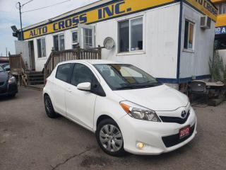 Used 2012 Toyota Yaris Automatic, 4 door, 3/Y warranty available for sale in Toronto, ON