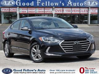 Used 2017 Hyundai Elantra GL MODEL, REAVIEW CAMERA, DRIVER ASSIST, 4CYL 2L for sale in Toronto, ON