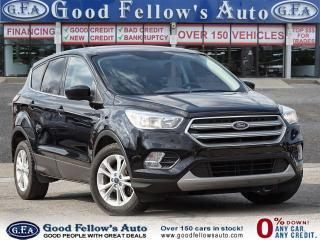 Used 2017 Ford Escape SE MODEL, HEATED & POWER SEATS, REARVIEW CAMERA for sale in Toronto, ON