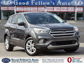Used 2017 Ford Escape SE MODEL, REARVIEW CAMERA, HEATED SEATS, 1.5 L for sale in Toronto, ON