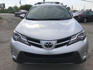 Used 2015 Toyota RAV4 XLE for sale in Gloucester, ON
