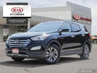 Used 2013 Hyundai Santa Fe Sport 3.3L AWD Premium, CARFAX CLEAN!!! for sale in Kitchener, ON
