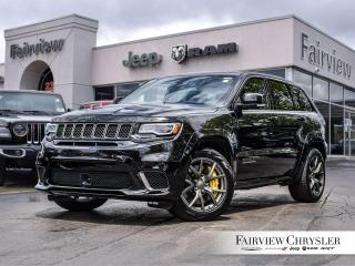 New 2020 Jeep Grand Cherokee Trackhawk for sale in Burlington, ON