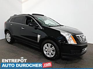 Used 2016 Cadillac SRX Luxury AWD TOIT OUVRANT - A/C - Cuir for sale in Laval, QC