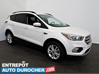 Used 2017 Ford Escape SE AWD NAVIGATION - A/C - Caméra de Recul for sale in Laval, QC