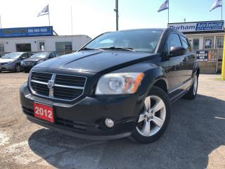 Used 2012 Dodge Caliber SXT for sale in Whitby, ON