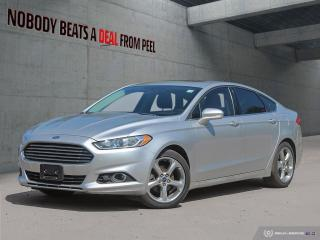 Used 2013 Ford Fusion 4dr Sdn SE FWD for sale in Mississauga, ON