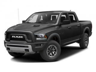 Used 2015 RAM 1500 4WD Crew Cab 140.5  Rebel for sale in Mississauga, ON