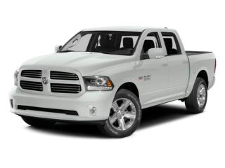 Used 2014 RAM 1500 4WD Crew Cab 140.5  Sport for sale in Mississauga, ON