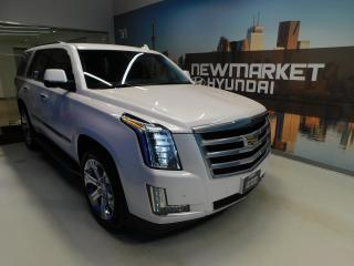 Used 2016 Cadillac Escalade LUXURY COLLECTION for sale in Newmarket, ON