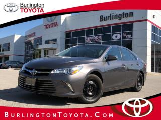 Used 2016 Toyota Camry XLE for sale in Burlington, ON
