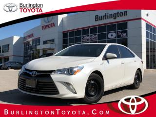 Used 2015 Toyota Camry HYBRID XLE HYBRID for sale in Burlington, ON