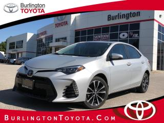 Used 2018 Toyota Corolla SE Upgrade Package for sale in Burlington, ON