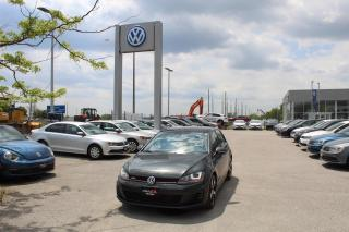 Used 2015 Volkswagen GTI 2.0L DSG Performance for sale in Whitby, ON