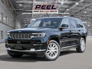 New 2021 Jeep Grand Cherokee L Summit for sale in Mississauga, ON