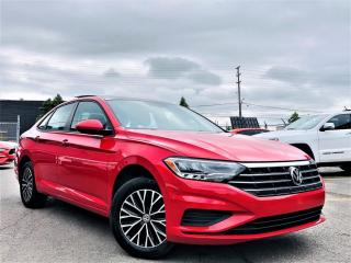 Used 2019 Volkswagen Jetta HIGHLINE|PUSH START|HEATED SEATS|SUNROOF|APPLE CARPLAY for sale in Brampton, ON