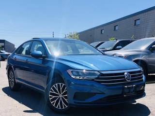 Used 2019 Volkswagen Jetta |HIGHLINE|PUSH START|HEATED SEATS|SUNROOF|APPLE CARPLAY! for sale in Brampton, ON