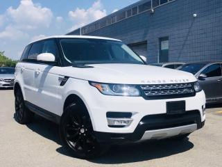 Used 2015 Land Rover Range Rover Sport |PANORAMIC|AIR SUSPENSION|WOOD TRIM|FRONT REAR SENSORS! for sale in Brampton, ON
