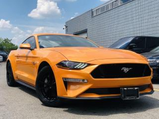 Used 2018 Ford Mustang |GT PREMIUM|HEATED VENT SEATS|BACKUP SENSORS|NAVIGATION! for sale in Brampton, ON