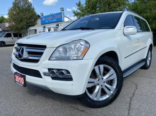 Used 2010 Mercedes-Benz GL-Class 4MATIC 4dr 4.6L  GL450 GAS*LOW KM double sun roof ! for sale in Brampton, ON