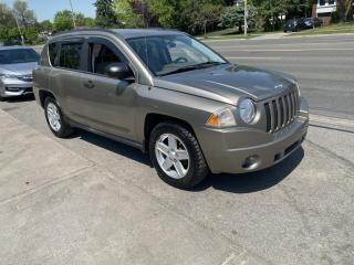 Used 2007 Jeep Compass 2WD 4DR SPORT for sale in Toronto, ON