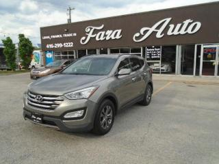 Used 2013 Hyundai Santa Fe 2.0T Premium AWD for sale in Scarborough, ON