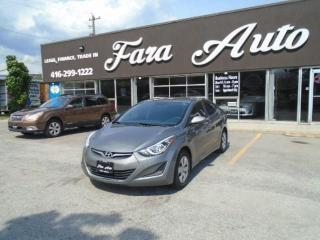 Used 2014 Hyundai Elantra GL for sale in Scarborough, ON