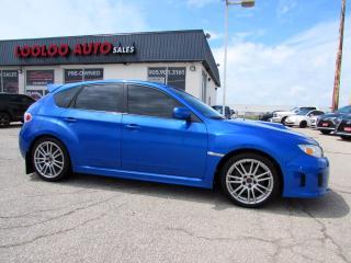 Used 2013 Subaru Impreza WRX STi STI HB Navigation Certified for sale in Milton, ON