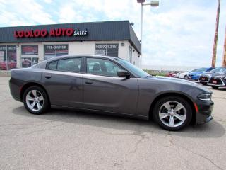 Used 2015 Dodge Charger SXT NAVIGATION CAMERA REMOTE STARTER CERTIFIED for sale in Milton, ON