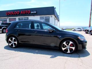 Used 2015 Volkswagen GTI S 6 SPEED MANUAL NAVIGATION CAMERA CERTIFIED for sale in Milton, ON