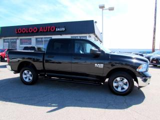 Used 2019 RAM 1500 Tradesman Crew Cab 4WD Camera Bluetooth Certified for sale in Milton, ON